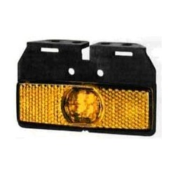 Fanale laterale LED 24V ,4 led centrali
