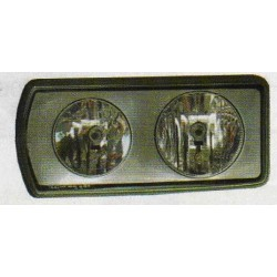 Iveco Stralis Projector headlight chrome Parables SINCE 2007