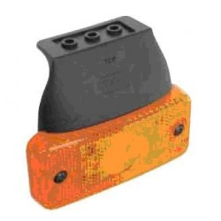 Fanale laterale LED QUADRIFOGLIO , 4 led centrale