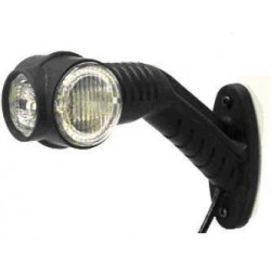 Fanale LED Paraurti posteriore 12-24V