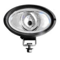 Faretto lavoro ovale Fissaggio a vite lampada H3