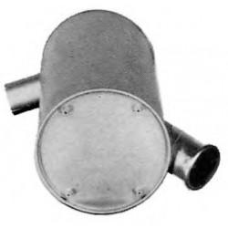 Silencer muffler Iveco 190.48 2nd series