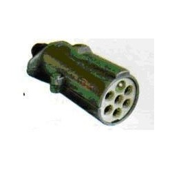 Male plug (foreign)