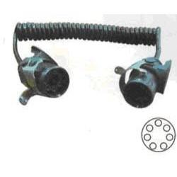 Spiral 7 Pin ABS/EBS