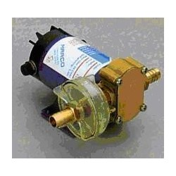 Fuel transfer pump, 28 liters per minute, 24V