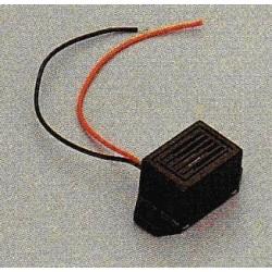 BUZZER- segnalatore acustico per interno abitacolo, suono continuo, 12V