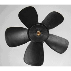 Plastic fan heating Iveco 50-1159