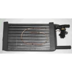 Radiatore riscaldamento 190.36-38 con rubinetto
