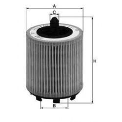 Filtro olio A2/ A3/ A3 Sportback LUPO/ GOLF IV-V TDI