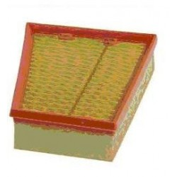 Air filter Megane/Scenic 2002 for cars with particulate filter car