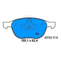 Front brake pads FOCUS II SERIES-FOCUS C-MAX KUGA 2008
