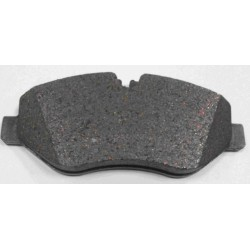 Front Brake pads WITH CLOTHES AND RECOMMENDED WEAR 35C18