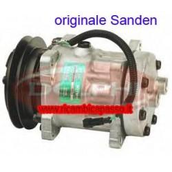 Compressore aria condizionata EUROSTAR EUROTECH TURBOSTAR