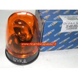 lampeggiante arancio fissaggio 3 viti cobo