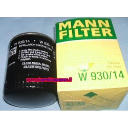 filtro olio cambio retarder SCANIA IV 124 144
