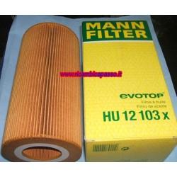 filtro olio DAF XF 105