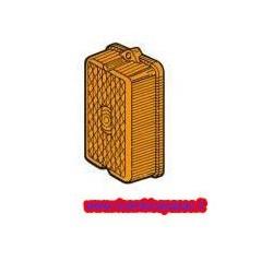 plastica arancio per fanale pendolo e laterale
