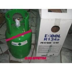 bombola gas refrigerante R134A ICOOL 12KG