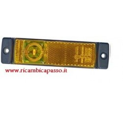 ORANGE 24V LED sidelights, LED Side 3