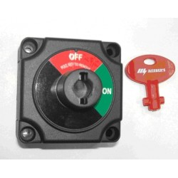 Battery switch ON / OFF SQUARE