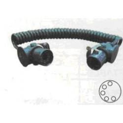 Spiral 5-pin ABS