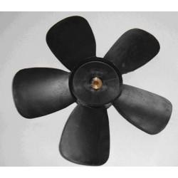 Plastic fan heating Iveco 50-1159