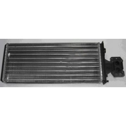 Radiator heating Eurostar
