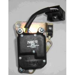Vane motor heating Eurotech/Eurostar