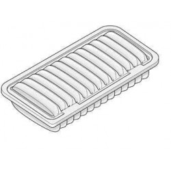 Air Filter Citroen C1 1.0 from 05, the Yaris 1.0 16v 99, Aygo 1.0 by 05