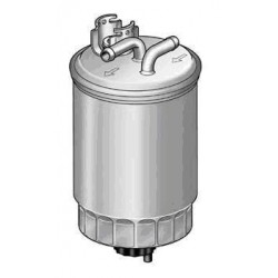 Fuel filter with valve Fiat Punto / Golf IV