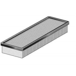 Air filter Ford Fiesta 1.2-1-4-18D from 96