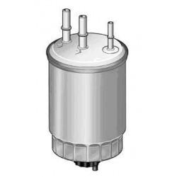 Fuel filter 3 tubes FORD FOCUS TD 90 hp