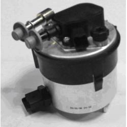 Round aluminum fuel filter Ford Focus C-Max 1.6 TDCi since 2005