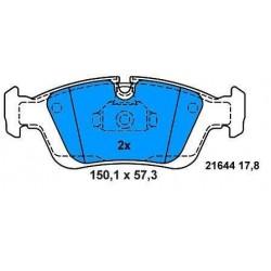 Front brake pads BMW S3