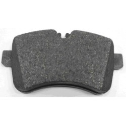 Rear Brake pads DAILY since 2006 with ABS