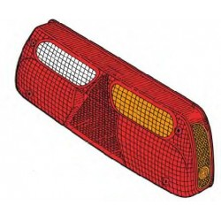 Plastic Taillight Rinder