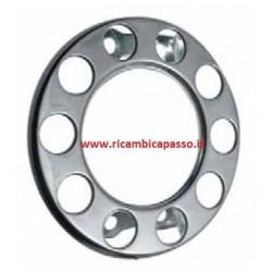 anello inox 10 fori aperto per cerchio in ferro