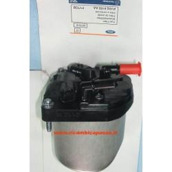 filtro gasolio FORD FIESTA 1.6 TDCI dal 2009